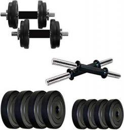 Rockfit PVC 4kg-30kg Dumbblles Set