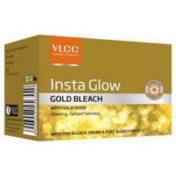 VLCC Natural Sciences Insta Glow Gold Bleach 402g