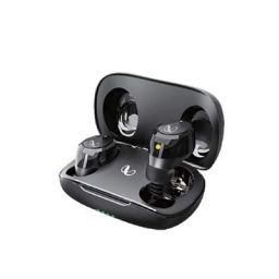 (Renewed) Infinity (JBL) Swing 350 True Wireless in-Ear Headphone with Mic, 24 Hours Playtime, Deep Bass, IPX4 & Bluetooth 5.0 (Black)