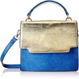 Sugarush Fashion Women's Satchel (Roya Blue) (Numbers 2)