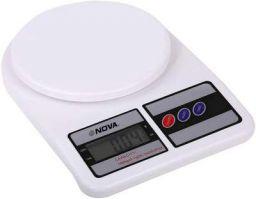 NOVA KS 1329 Plastic Electronic Digital Kitchen Weighing Scale 10 Kg
