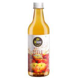 DiSano Apple Cider Vinegar Filtered- 500 ml