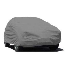 ARNV Mirror Pocket, Premium Fabric Car Body Cover for Maruti Estilo (Green)