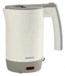 Havells Travel Lite 0.5 Litre 1000 Watt Electric Kettle