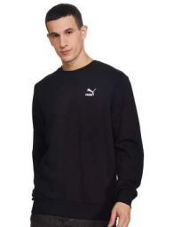 Puma Classics Long Sleeve Men's Crew Neck Sweater