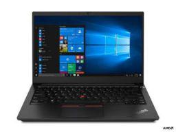(Renewed) Lenovo ThinkPad E14 AMD Ryzen 5 4500U 14-inch Full HD IPS Thin and Light Laptop (8GB RAM/ 256GB SSD/ Windows 10 Home/ Microsoft Office Home & Student 2019/ Black/ 1.72 kg), 20T6S0A500