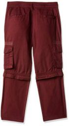Amazon Brand - Jam & Honey Boy's Cargo Regular Trousers