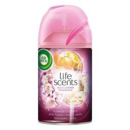 Airwick Freshmatic Life Scents Air-freshner Refill, Summer Delights - 250 ml