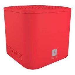 (Renewed) IBall Musi Cube X1 Portable Bluetooth Speaker (Red)