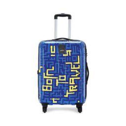 Safari Thorium Maze 66 4W Printed Hard Luggage