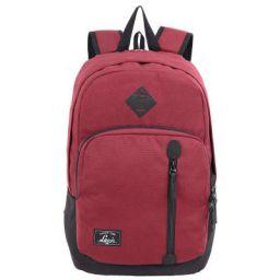 Lavie London 45 cms Burgundy School Backpack (BUEI105144N3)