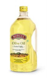 Borges Olive Oil Extra Light Flavour, 2 Liters