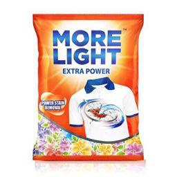 More Light Extra Power Detergent Powder, 4 kg