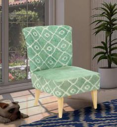 @home by Nilkamal Spatial Arm Chair (Beige)