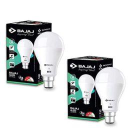 Bajaj iLED Lamps 14w Cool Day Light B22 (3 Star Lamp) (Pack of 2)