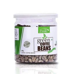 Zevic Green Coffee Beans - 250 g