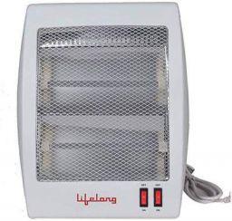 Lifelong LLQH01 Inferno 800W (ISI certified) Quartz Room Heater