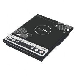 BALTRA Active Push Button Induction cooktop 2000W, black, medium (BIC-124)
