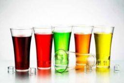wintrezza (Pack of 6) Unbreakable Clear Water Juice Plastic Glass Set  (250 ml)