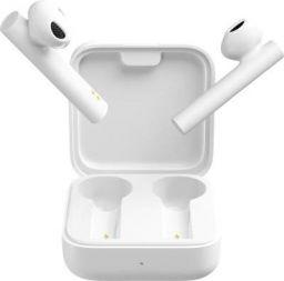 Mi earbuds 2C Bluetooth Headset (White, True Wireless)