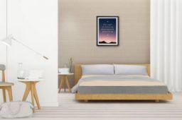 Sleep Spa ORTHOPAEDIC DUAL COMFORT HARD & SOFT 5 inch King High Resilience (HR) Foam Mattress  ((L x W: 75 inch x 72 inch))