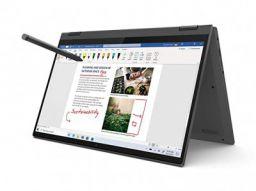 Lenovo IdeaPad Flex 5 82HU00CQIN AMD Ryzen 7 14 Full HD IPS Thin & Light Laptop (16GB RAM / 512GB SSD)