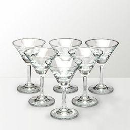 Ocean Classic Cocktail Set, 95ml, Set of 6, Transparent