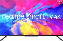 realme 43 inch Ultra HD 4K LED Smart Android TV (RMV2004)