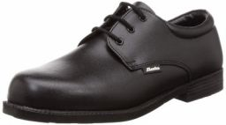 BATA Naughty Boy Leather School Shoes