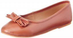 Amazon Brand - Symbol Womens Ballet Flats
