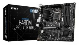 MSI B460M PRO-VDH WiFi MATX Gaming Motherboard