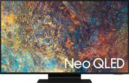 Samsung QA55QN90AAKLXL 138 cm (55 inch) 4K Ultra HD Smart Neo QLED TV (Black) (2021 Model)