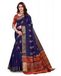 Banarasi Silk Women's Sarees: 80% Off