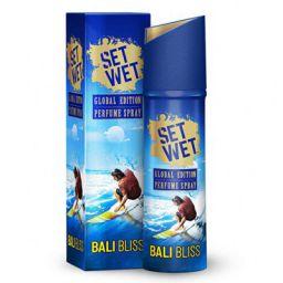 Set Wet Global Edition Bali Bliss Perfume Spray, 120ml