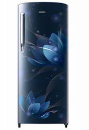 Samsung 192 L 2 Star Direct Cool Single Door Refrigerator (RR20A171BU8/HL, SAFFRON BLUE)
