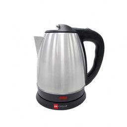 (Renewed) Cello Electric Kettle Quick Boil- Popular, Black, 1.5 Ltr