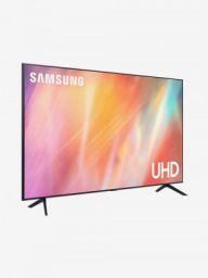 Samsung 108 cm Smart 4K Ultra HD LED TV AUE60 Crystal (2021 Model, Black)