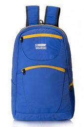 Devagabond 12 Ltrs Blue School Backpack