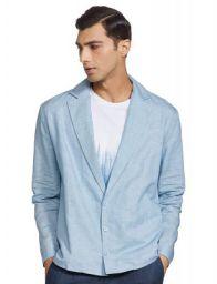 RIVER x ASHISH N Soni Notch Lapel Regular fit with Full Sleeve Blazer