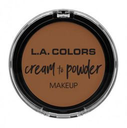 L.A Colors Cream To Powder Foundation, Tan, 5g