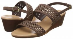 BATA Women Flex Wedge Sandal Ballet Flats