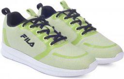 FILA Rosmo Running Shoes For Women  (Green)