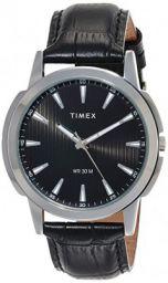 Timex Analog Black Dial Mens Watch-TW00ZR287E