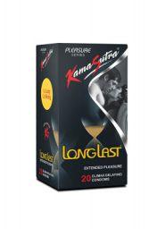 KamaSutra Condoms - Longlast (Pack of 20)