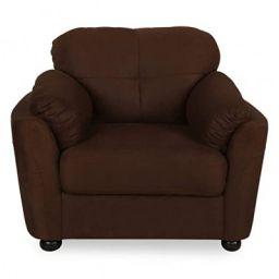 @home by Nilkamal Hawaii Single Seat Sofa (Beige)