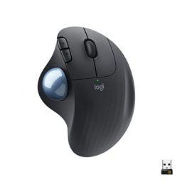 Logitech Ergo M575 Wireless Trackball Mouse - Easy Thumb Control