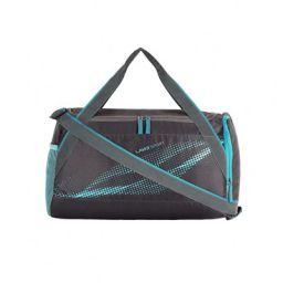 Lavie Sport Aero 49 cms Travel Duffle Bag for Gym, Sports, Training (Dark Grey)