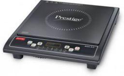 Prestige Atlas 3.0 Induction Cooktop(Black, Touch Panel)