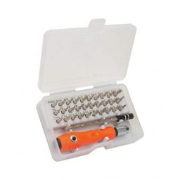 Spartan ISH-0408 Mini Precision Screwdriver Kit, Screwdriver