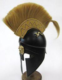 Nauticalmart Corinthian Plumed Helmet